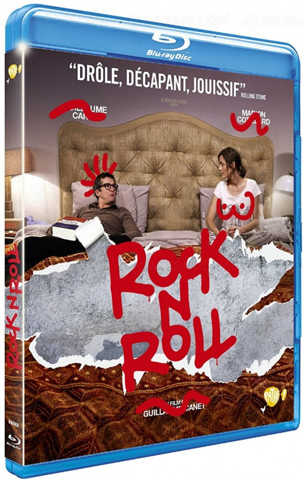 Rock'n roll en Blu-Ray : de/avec/autour de Guillaume Canet et Marion Cotillard