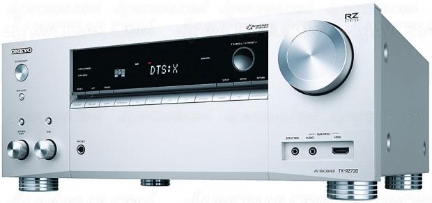 Onkyo TX-RZ720, ampli 7.2, Dolby Atmos, DTS:X, THX Select, HDMI 2.0b, HDCP 2.2, FireConnect, ChromeCast, DTS Play‑Fi…