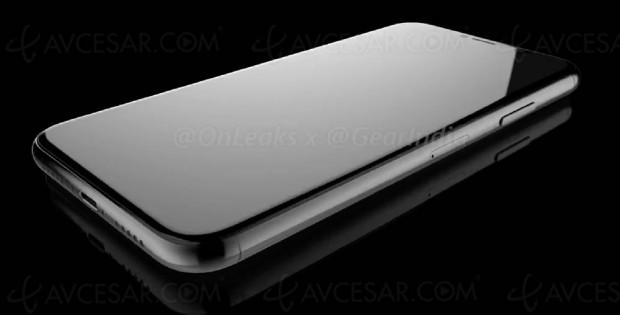 iPhone 8, dernières images et vidéo, projections formelles des rumeurs…
