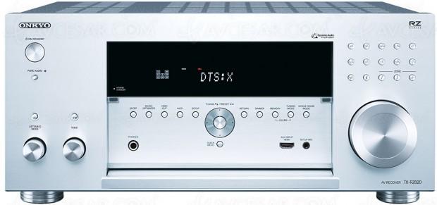 Onkyo TX-RZ820, ampli 7.2, Dolby Atmos, DTS:X, THX Select, HDMI 2.0b, HDCP 2.2, FireConnect, ChromeCast, DTS Play‑Fi…