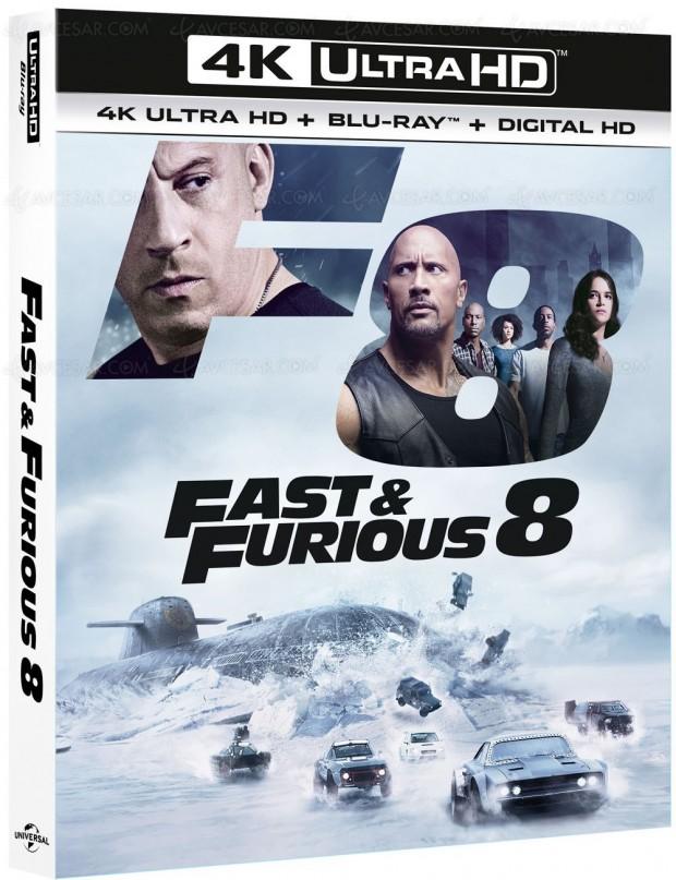Le point sur les films 4K Ultra HD US, bientôt en France ?