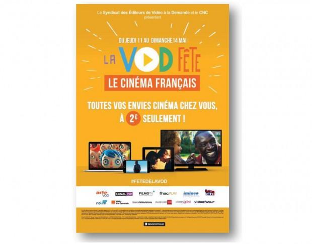 La VOD fête le cinéma français, premier bilan