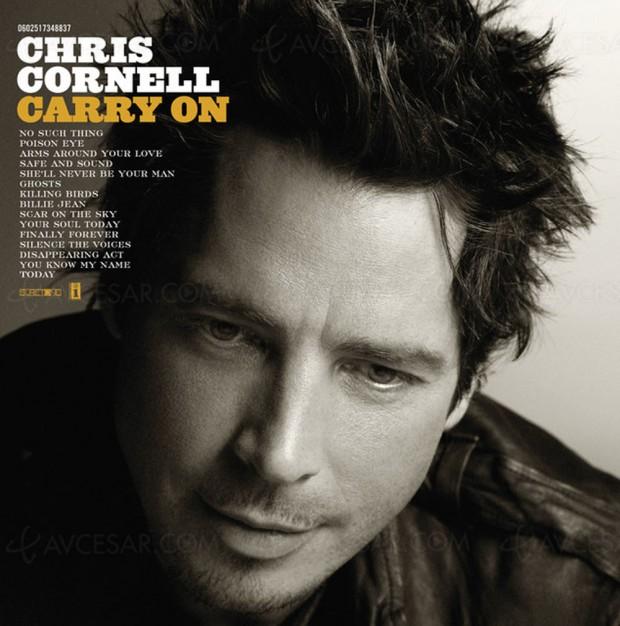 Mort de Chris Cornell, l'interprète de You Know my Name (Casino Royale, 2006)