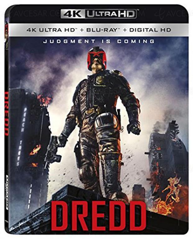 Dredd, assaut sur la 4K Ultra HD