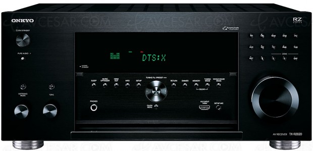 Onkyo TX-RZ720 et Onkyo TX-RZ820, mise à jour prix indicatif