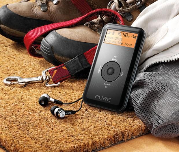 Radio nomade DAB+ (RNT) Pure Move 2520