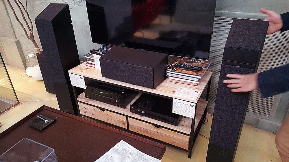 Jamo Studio 8 S809 HCS - Avis, actualité, prix et test