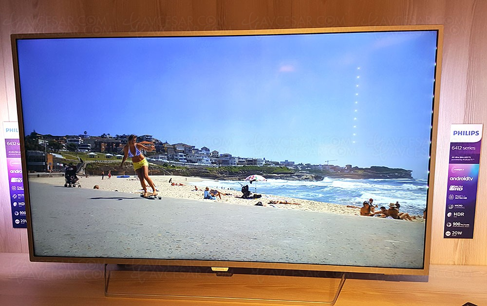 tv led ultra hd philips pus6412 mise jour prix indicatifs et disponibilit. Black Bedroom Furniture Sets. Home Design Ideas