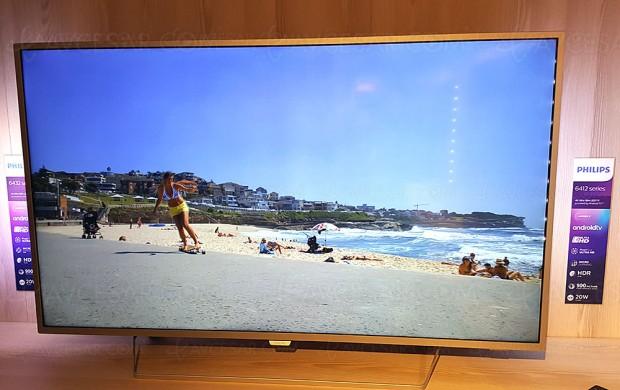 TV LED Ultra HD Philips PUS6412, mise à jour prix indicatifs et disponibilité