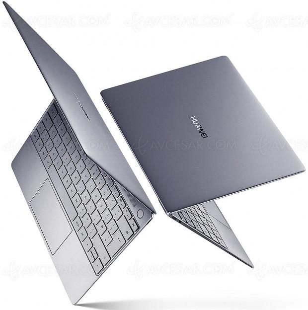 Technologie Dolby Atmos dans des ordinateurs portables MateBook signés Huawei