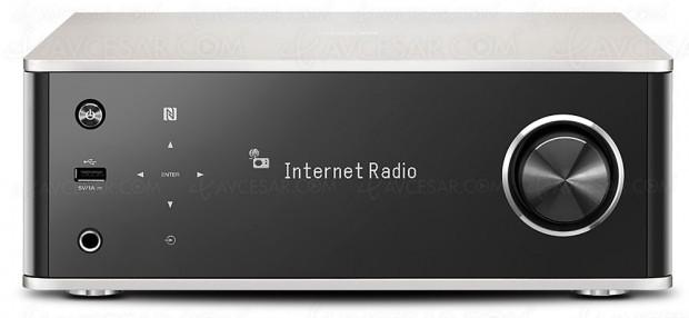 Test amplificateur/lecteur réseau Denon DRA-100, en ligne