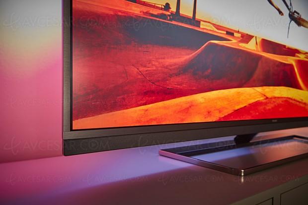 TV LED Ultra HD Philips PUS7502, mise à jour prix indicatifs et disponibilité