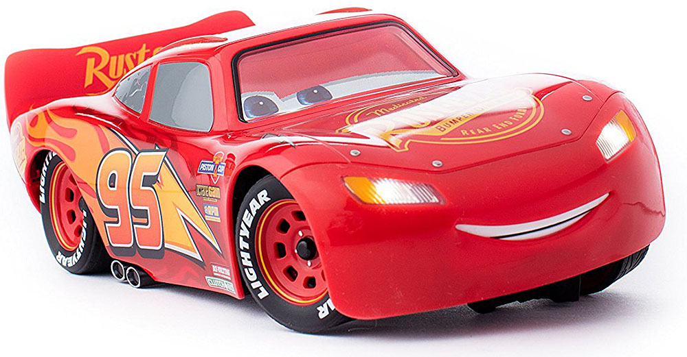 voiture t l command e sphero ultimate lightning mcqueen le personnage vedette de cars 3 dans. Black Bedroom Furniture Sets. Home Design Ideas