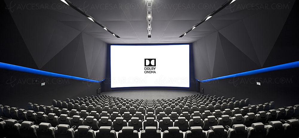 gaumont path lance dolby cinema dans sept salles fran aises avec hdr dolby vision et son dolby. Black Bedroom Furniture Sets. Home Design Ideas