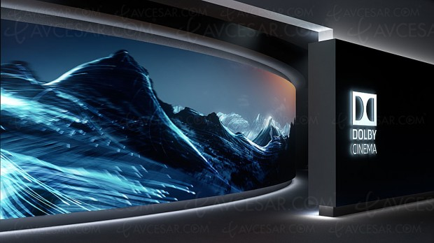 Gaumont Pathé lance Dolby Cinema dans sept salles françaises, avec HDR Dolby Vision et son Dolby Atmos