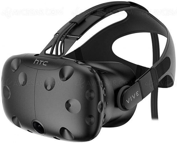 Apple passe à la réalité virtuelle avec HTC Vive