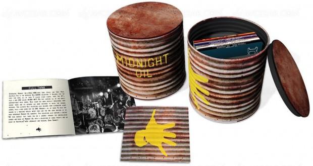 Midnight Oil multiplie les coffrets Collector