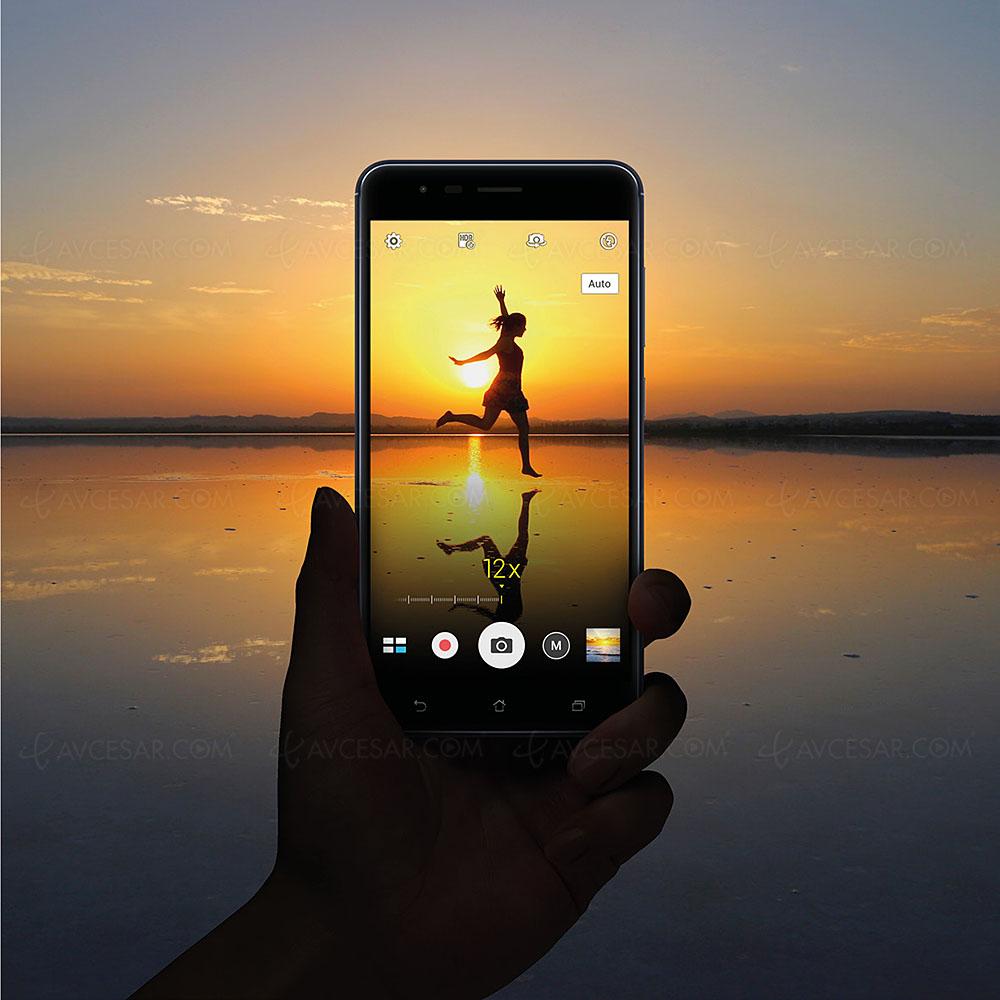 Smartphone Asus ZenFone Zoom S Objectif Autonomie Et Photographie Avec Double Capteur