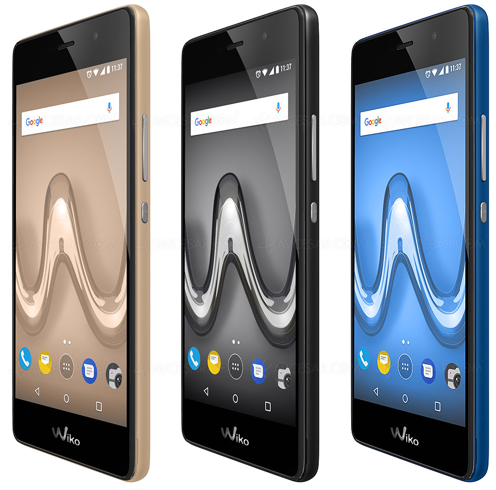 Smartphone wiko tommy 2 grand cran et petit prix for Housse wiko tommy 2