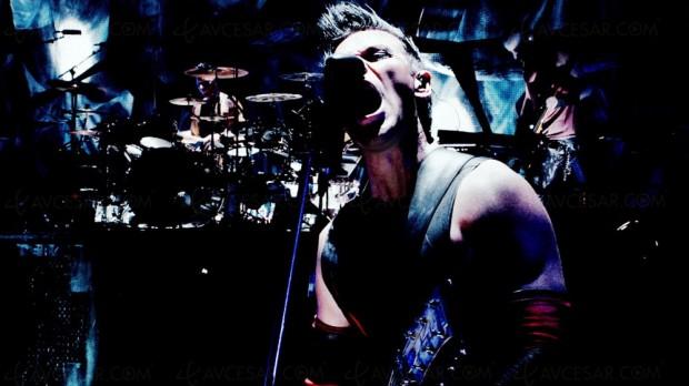 Un Blu-Ray live à Paris pour Rammstein