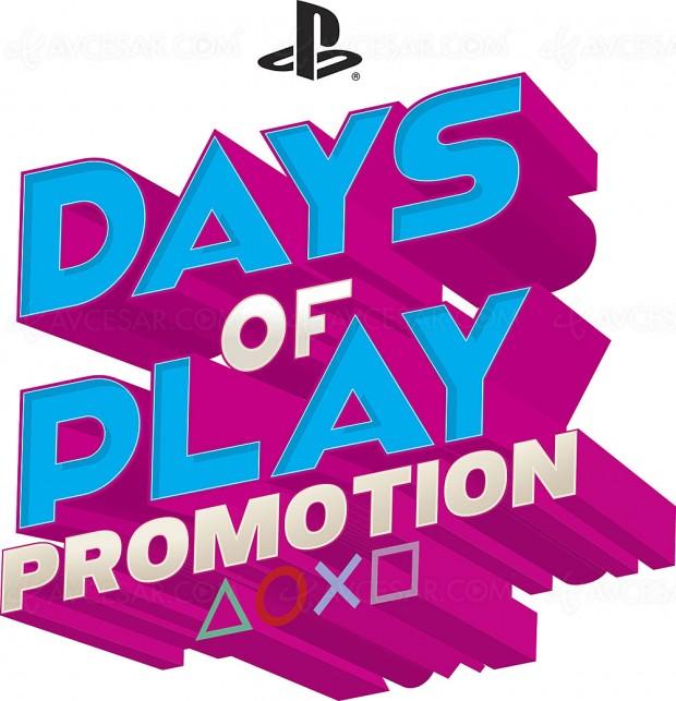 Bons plans PlayStation Days of Play Promotion à ne pas rater, ça commence aujourd'hui !