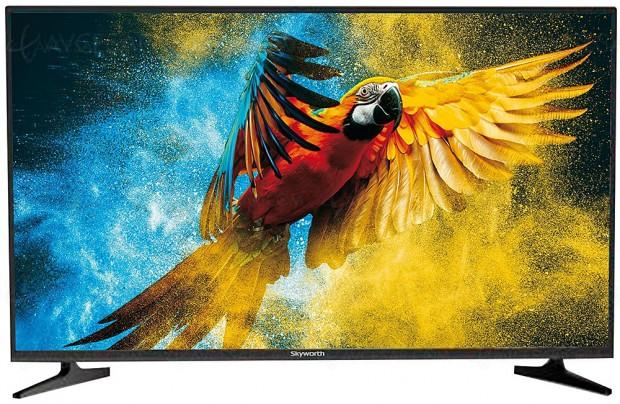 TV LED Ultra HD Skyworth 65E6000S, un TV grande diagonale au tarif très attractif