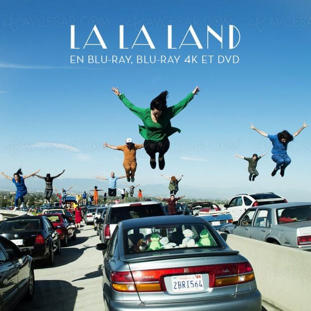 Test Ultra HD Blu-Ray LA LA Land en ligne