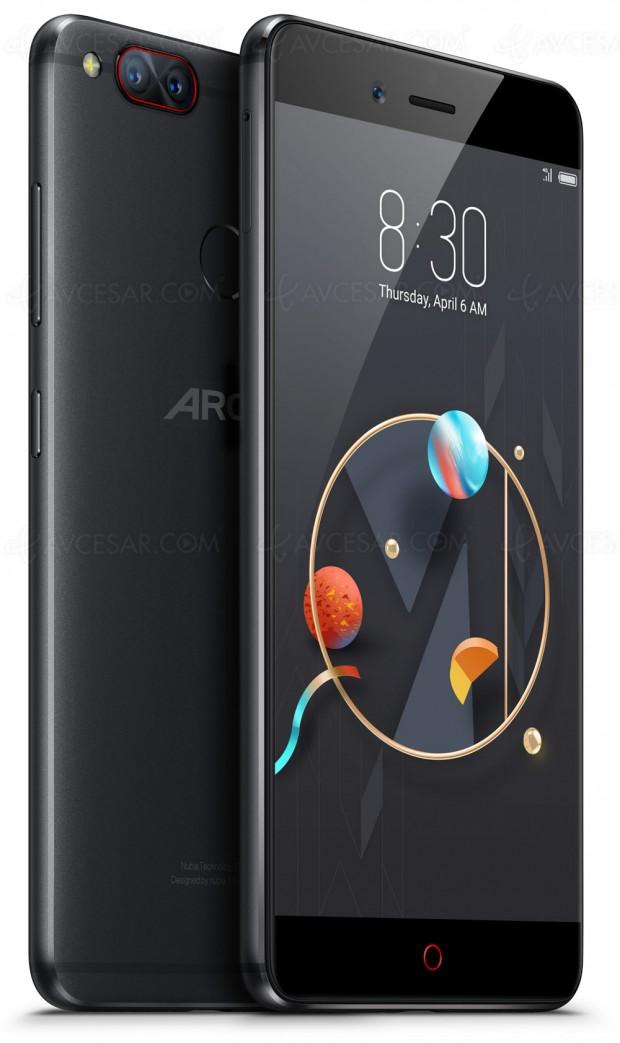 Smartphone Archos Diamond Alpha, puissant, élégant et doué pour les prises de vues