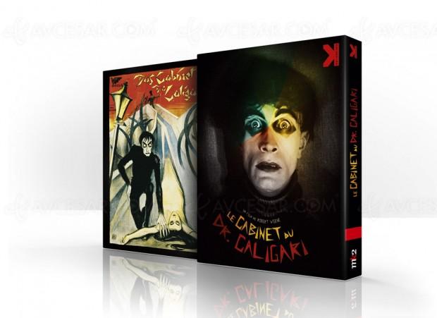 Le cabinet du docteur Caligari restauré en 4K par la Fondation Murnau