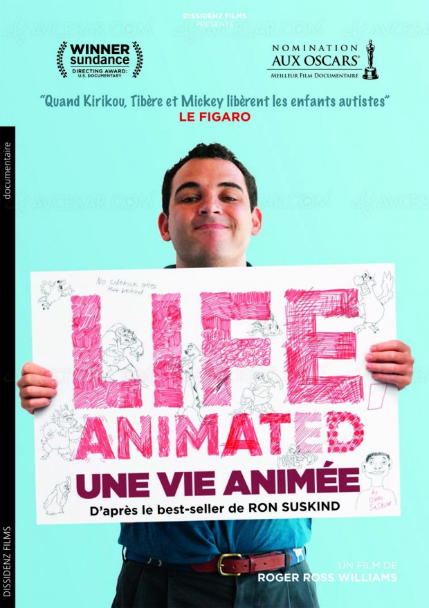 Life Animated : les dessins animés plus forts que l'autisme
