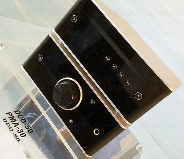 Denon PMA-30, amplificateur stéréo/Dac et réseau Bluetooth