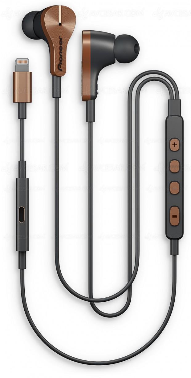 Nouveaux casques Lightning Pioneer RayZ et Pioneer RayZ Plus, écoute et recharge simultanées
