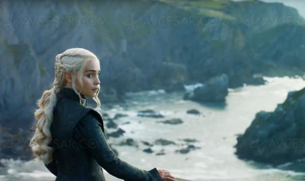 Game of Thrones saison 7, c'est la guerre ! (bande‑annonce)