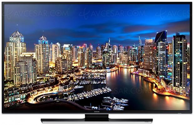 TV Ultra HD, en tête des ventes parmi les modèles HD au Royaume-Uni