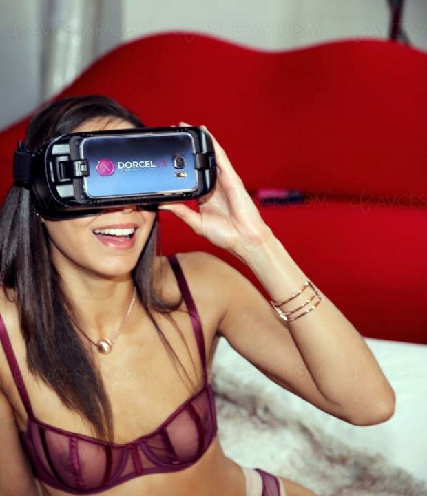 Réalité virtuelle : dans la peau d'une actrice X avec Anna Polina et Marc Dorcel