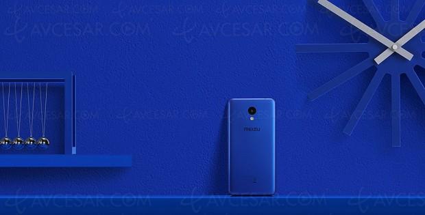Smarphone Meizu m5c, déclinaison plus abordable du Meizu m5