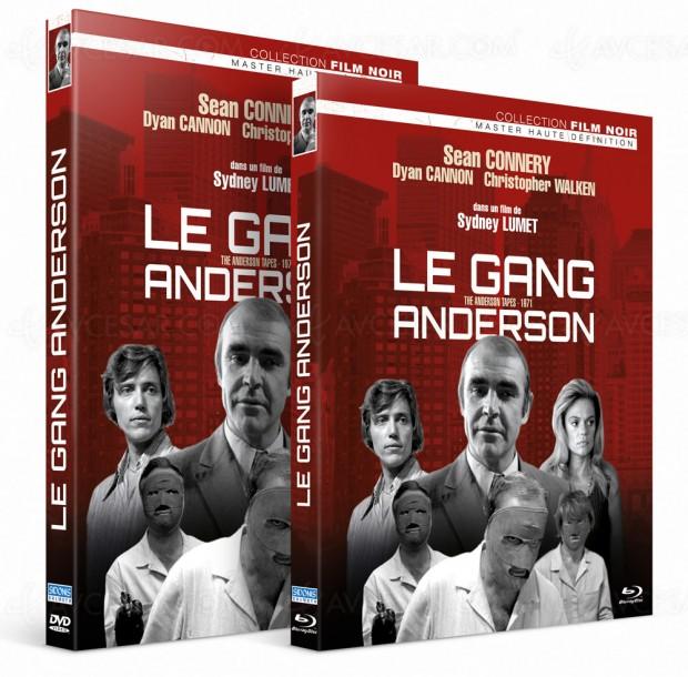 Le gang Anderson disponible en Blu-Ray : le film de casse par Sidney Lumet sur une musique de Quincy Jones