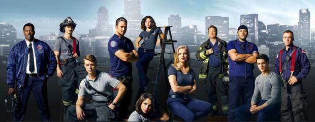 Chicago Fire saison 4, la guerre du feu