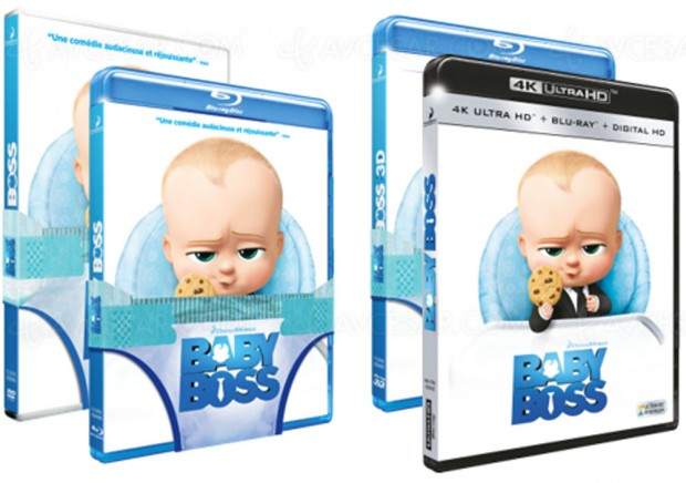 Baby Boss, maxi 4K Ultra HD ?