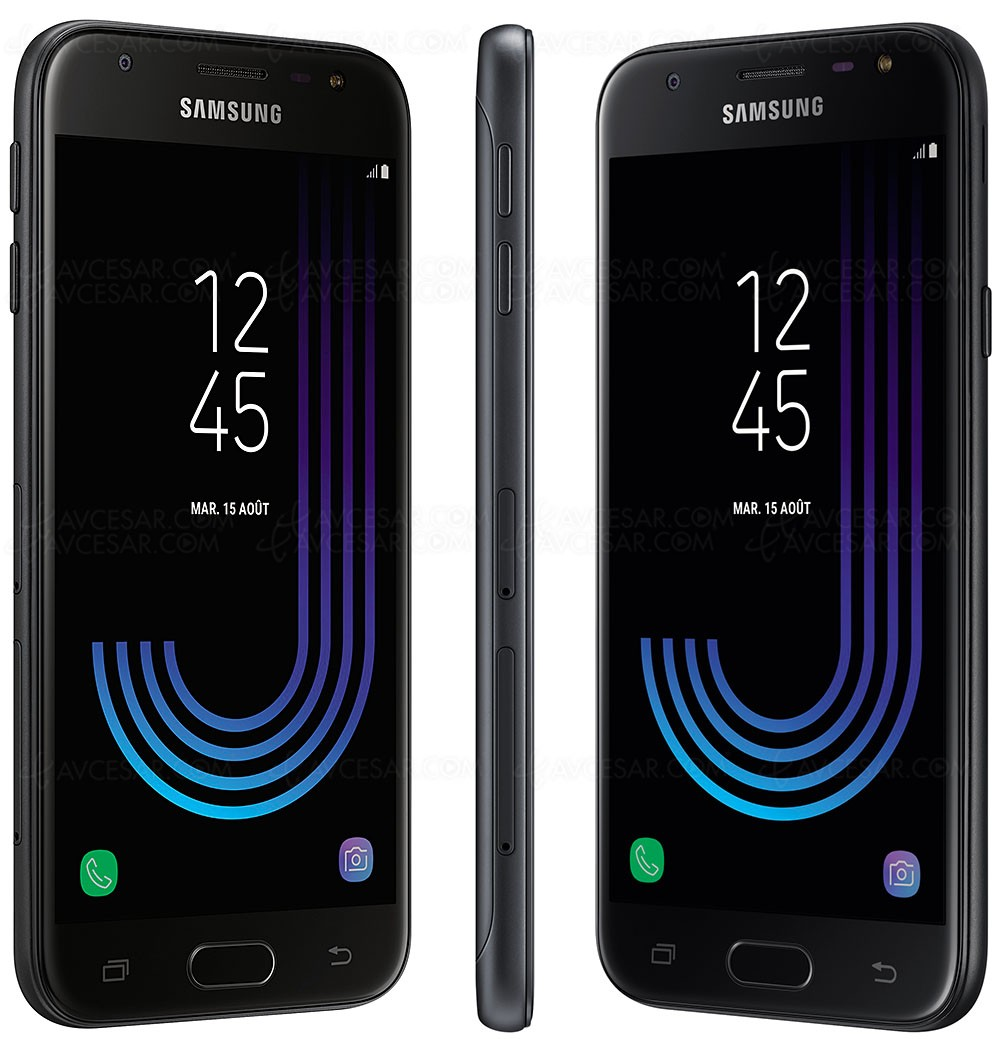 samsung j3 avis actualit prix et test. Black Bedroom Furniture Sets. Home Design Ideas