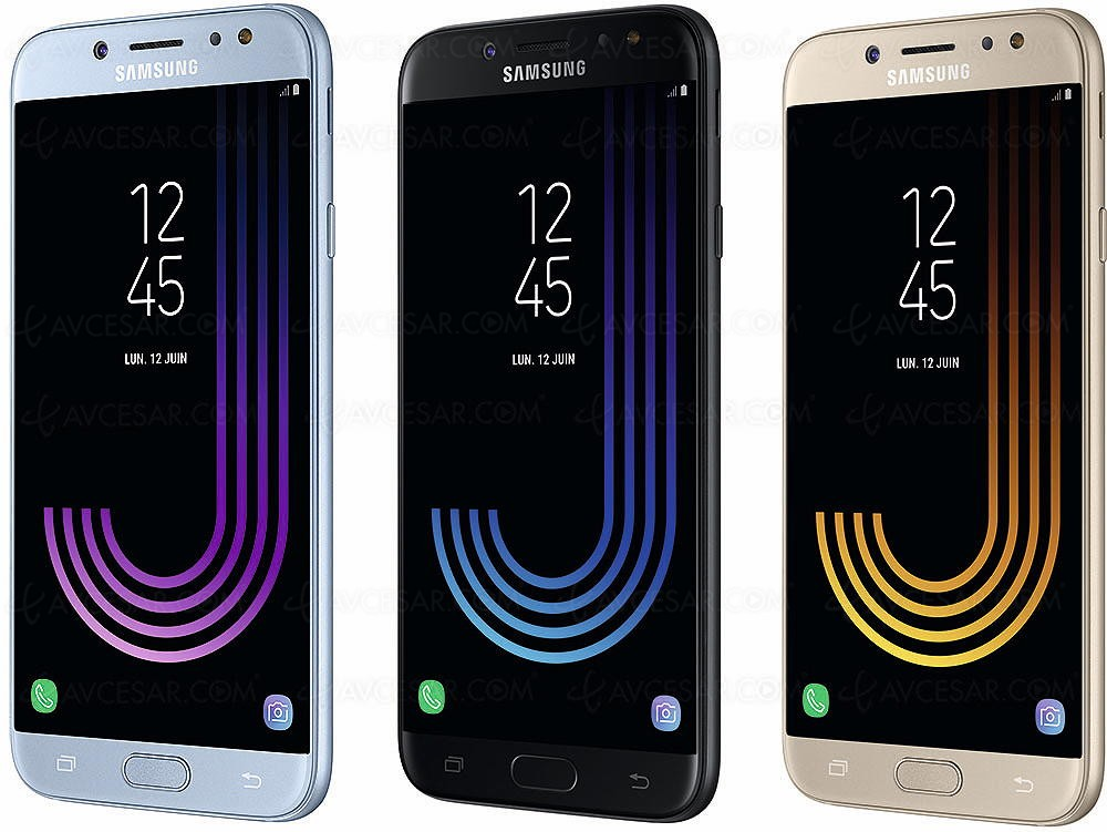 Samsung galaxy j7 cran 5 5 super amoled octa core for Photo ecran samsung j7