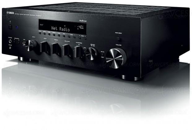 Yamaha R-N803D, ampli multiroom MusicCast et réseau AirPlayBluetooth/DLNA