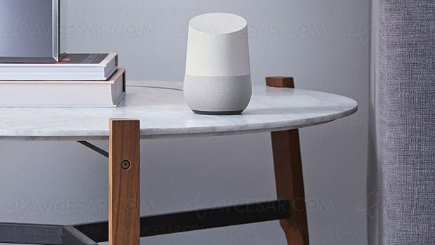Google Home disponible en France le 3 août à 149 €