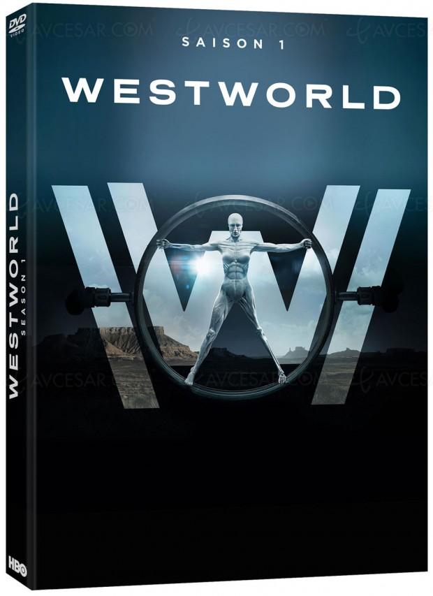Westworld saison 1 4K Ultra HD, après la date de sortie, les visuels français !