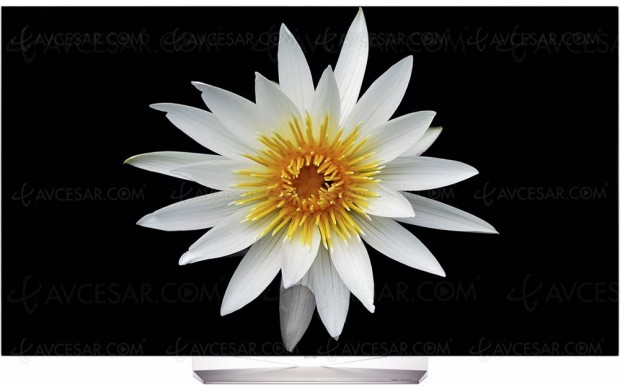Surprise ! TV Oled LG 55EG9A7V, nouveau modèle plat Full HD…
