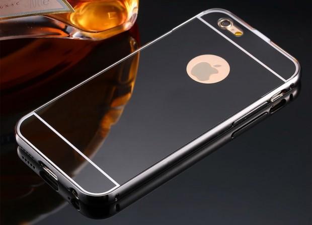 Nouvelle finition « effet miroir » pour l'iPhone 8 ?