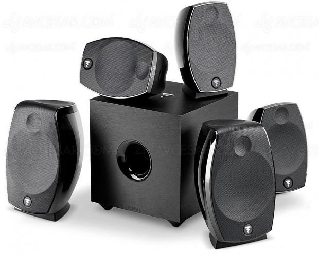 Focal Sib Evo, Focal Sib Evo Dolby Atmos et Focal Cub Evo : nouvelles séries d'enceintes compactes Hi‑Fi et Home Cinéma