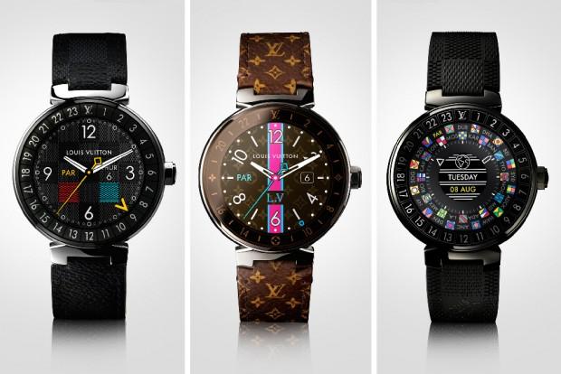 Smartwatch Louis Vuitton… à 3 000 $ !