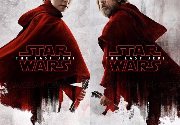 Les coulisses en vidéo du prochain Star Wars : les derniers Jedi