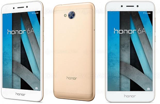 Honor 6A, objectif rapport qualité‑prix pour ce smartphone 5